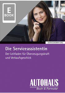 Die Serviceassistentin (E-Book)