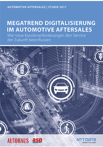 Megatrend Digitalisierung im Automotive Aftersales